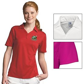 Customized Cutter & Buck LCK02289 Ladies CB DryTec Genre Polo