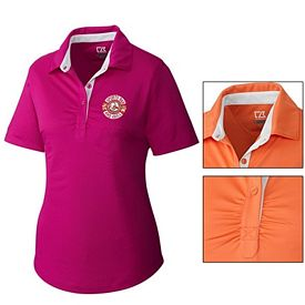 Customized Cutter & Buck LCK02499 Ladies CB DryTec Alder Polo