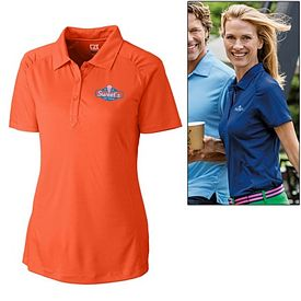 Customized Cutter & Buck LCK02563 Ladies' CB DryTec Northgate Polo