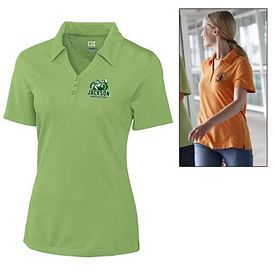 Customized Cutter & Buck LCK08541 Ladies CB DryTec Championship Polo