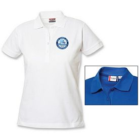 Customized Cutter & Buck LQK00005 Ladies' Elmira Easy Care Polo