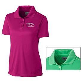 Customized Cutter & Buck LQK00036 Ladies' Parma Polo