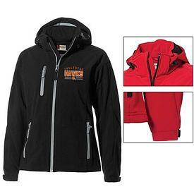 Customized Cutter & Buck LQO00014 Ladies' Tulsa Hooded Jacket