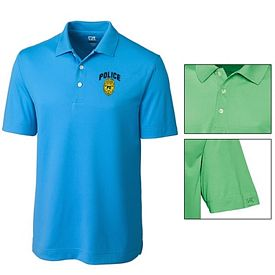 Customized Cutter & Buck MCK00497 Mens CB DryTec Willows Polo
