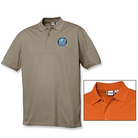 Customized Cutter & Buck MQK00008 Men's Evans Easy Care Polo