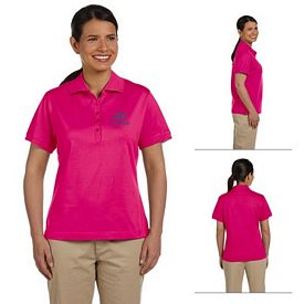 Customized Devon & Jones D440W Ladies Executive Club Polo