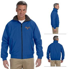 Customized Devon & Jones D700 Mens Three-Season Classic Jacket