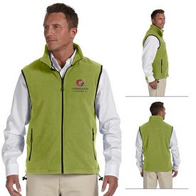 Customized Devon & Jones D770 Wintercept Fleece Vest