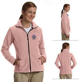 Customized Devon & Jones D780W Ladies Wintercept Fleece Full-Zip Jacket