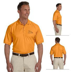 Customized Devon & Jones DG385 Mens Dri-Fast Advantage Solid Mesh Polo
