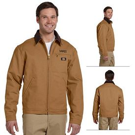 Customized Dickies 758 10 oz Duck Blanket Lined Jacket