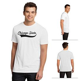 Customized District DT1610 Young Men's Sublimate Tee