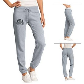 Customized District DT294 Junior Ladies' Core Fleece Pant