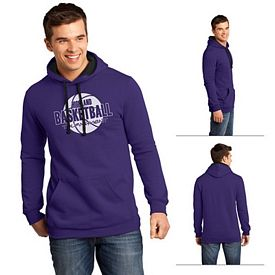 Customized District DT810 Young Men's The Concert Fleece Hoodie