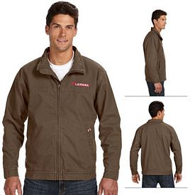 Customized Dri-Duck 5028 Men's Maverick Jacket
