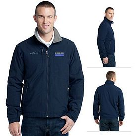 Customized Eddie Bauer EB520 Fleece-Lined Jacket