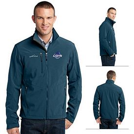 Customized Eddie Bauer EB530 Men's Soft Shell Jacket