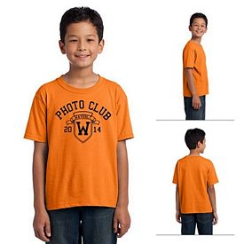 Customized Fruit of the Loom 3930B Youth 5 oz 100% Heavy Cotton HD T-Shirt