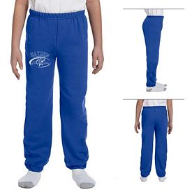 Customized Gildan 18200B Youth Heavy Blend Sweatpant