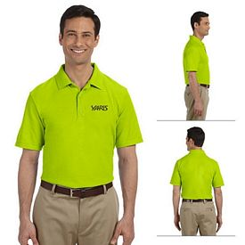 Customized Gildan 94800 Men's 6.5 oz DryBlend Pique Sport Polo Shirt