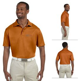 Customized Harriton M315 Mens 4 oz Polytech Polo