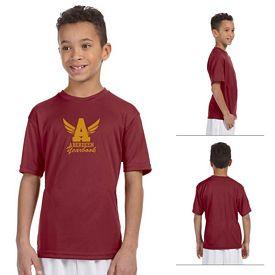 Customized Harriton M320Y Youth 4.2 oz Athletic Sport T-Shirt