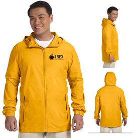 Customized Harriton M765 Mens Essential Rainwear