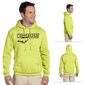 Customized Jerzees 4997 9.5 oz Super Sweats 50/50 Pullover Hood