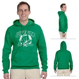Customized Jerzees 996 8 oz NuBlend 50/50 Pullover Hood