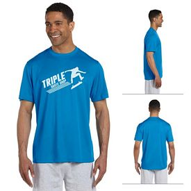 Customized New Balance 7118 Men's N-Durance Athletic T-Shirt