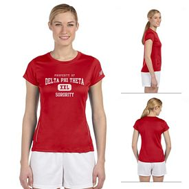 Customized New Balance 9118L Ladies' Tempo Performance T-Shirt