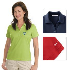 Customized Nike Golf 286772 Ladies' Dri-FIT Classic Polo Shirt