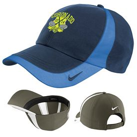 Customized Nike Golf 354062 Dri-FIT Technical Colorblock Cap