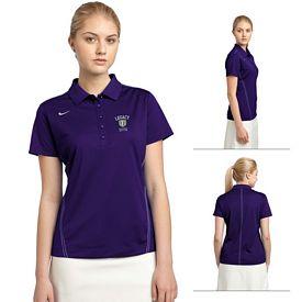 Customized Nike Golf 452885 Ladies' Dri-FIT Sport Swoosh Pique Polo