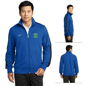 Customized Nike Golf 483550 Men's N98 Track Full-Zip Jacket