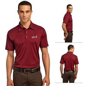 Customized OGIO OG109 Men's Hybrid Polo Shirt