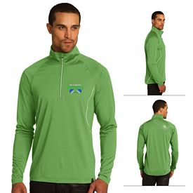 Customized OGIO OG121 Leveler 1/4-Zip Pullover