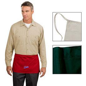 Customized Port Authority A515 Waist Apron with Pockets