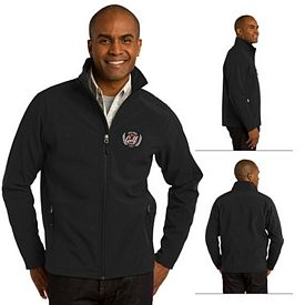 Customized Port Authority J317 Core Soft Shell Jacket