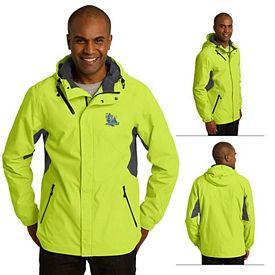 Customized Port Authority J322 Cascade Waterproof Jacket