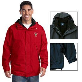 Customized Port Authority J777 3-in-1 Jacket