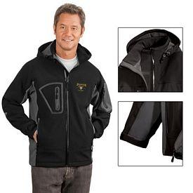 Customized Port Authority J798 Waterproof Soft Shell Jacket