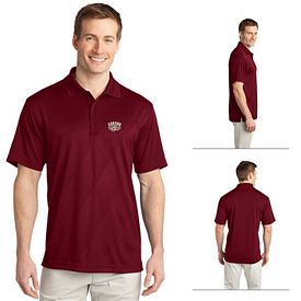 Customized Port Authority K548 Tech Embossed Polo