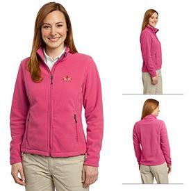 Customized Port Authority L217 Ladies Value Fleece Jacket