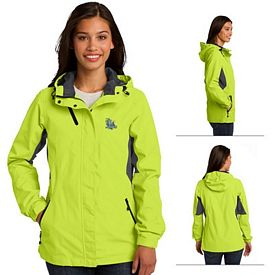 Customized Port Authority L322 Ladies Cascade Waterproof Jacket