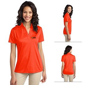 Customized Port Authority L540 Ladies Silk Touch Performance Polo