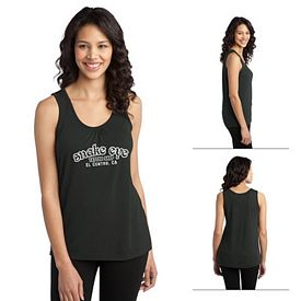 Customized Port Authority L546 Ladies Concept Tank