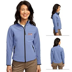 Customized Port Authority L790 Ladies Glacier Soft Shell Jacket