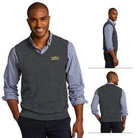 Customized Port Authority SW286 Sweater Vest