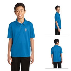 Customized Port Authority Y540 Youth Silk Touch Performance Polo